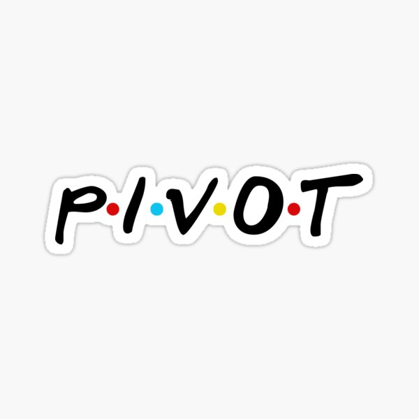 Pivot Sticker