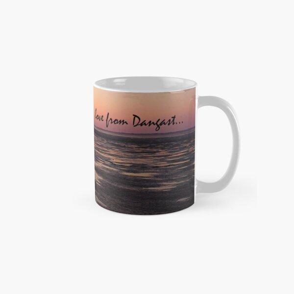 Love from Dangast Fabelhaftes Design von VILLA-KPUNKT. Tasse (Standard)