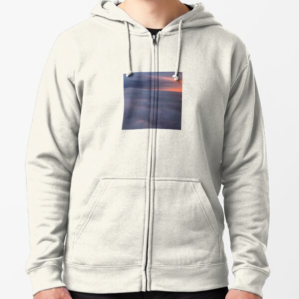 Jeremy Zucker - always, i'll care Cover  Zipped Hoodie