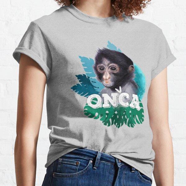 Suarez the spider monkey Classic T-Shirt