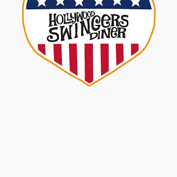Swingers Diner Hollywood by 24hrArtyPeople