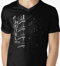 Hotel Chelsea #1 Men's V-Neck T-Shirt