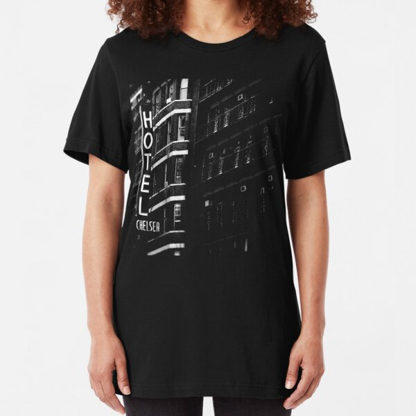 Hotel Chelsea #1 Slim Fit T-Shirt