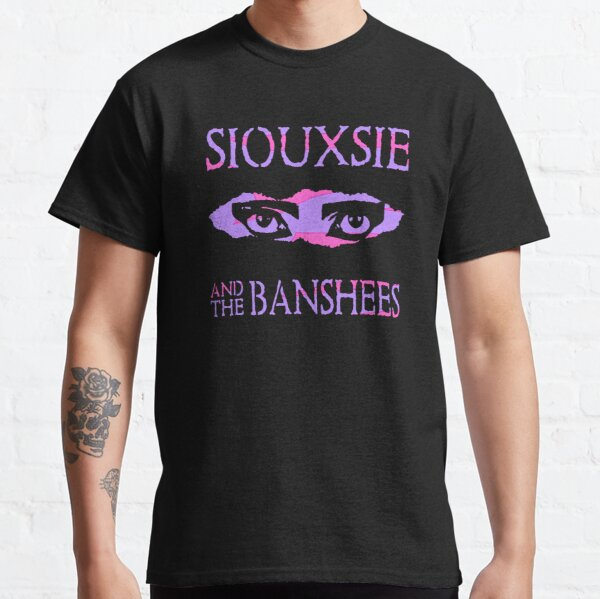 Duo Tone Siouxsie And The Banshees Classic T-Shirt