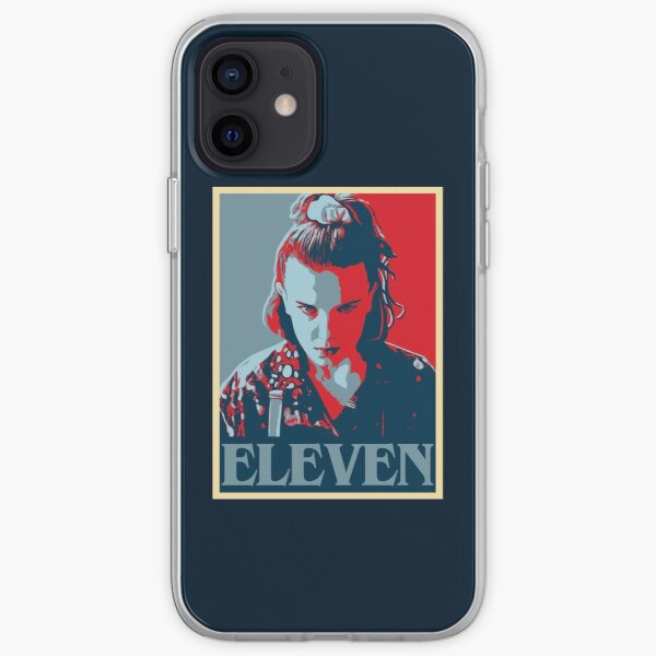Eleven - Stranger Things iPhone Soft Case