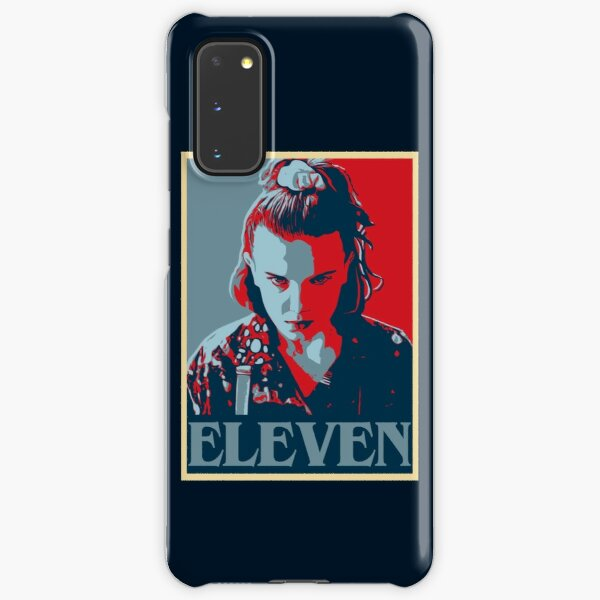 Eleven - Stranger Things Samsung Galaxy Snap Case