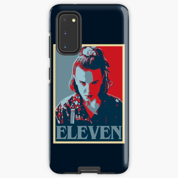 Eleven - Stranger Things Samsung Galaxy Tough Case