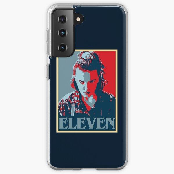 Eleven - Stranger Things Samsung Galaxy Soft Case