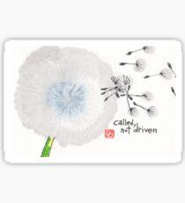 Work To Do 2 (Dandelion) Sticker