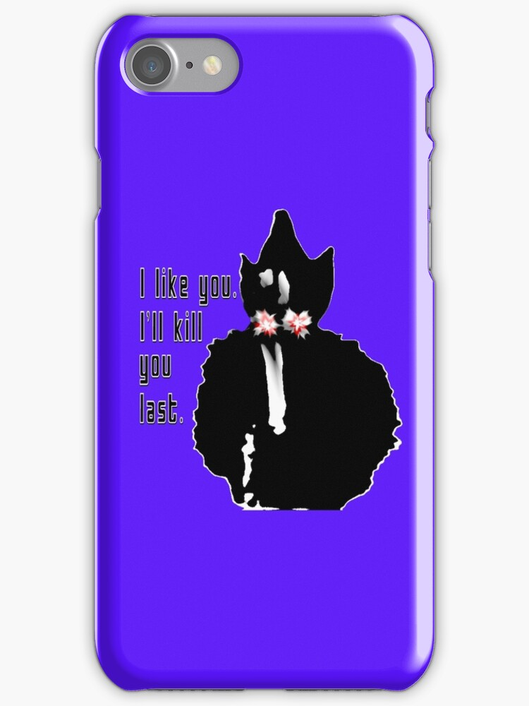 Pod People Trumpy phone case by Margaret Bryant