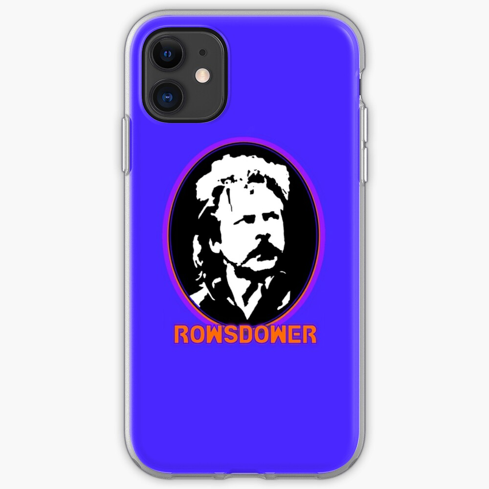 Rowsdower! phone case iPhone Case & Cover