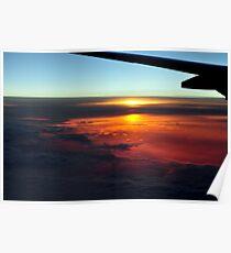 Beautiful Sunrise/Sunset Poster