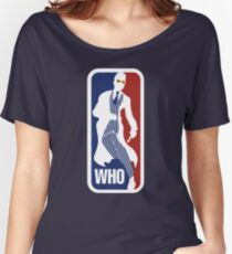WHO Sport No.10 Women's Relaxed Fit T-Shirt
