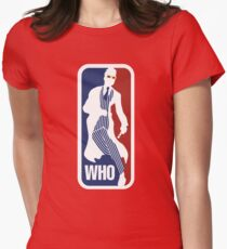 WHO Sport No.10 Women's Fitted T-Shirt