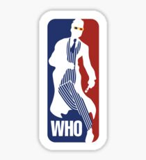 WHO Sport No.10 Sticker