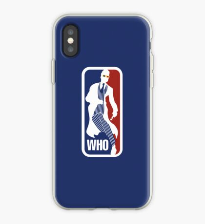 WHO Sport No.10 iPhone Case