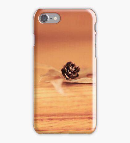 winter fibres iPhone Case/Skin