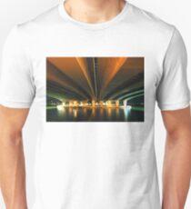 under the narrows.  perth, western australia T-Shirt