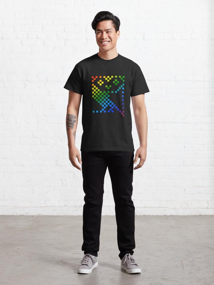 Alternate view of The Computer Literacy Program Owl Classic T-Shirt