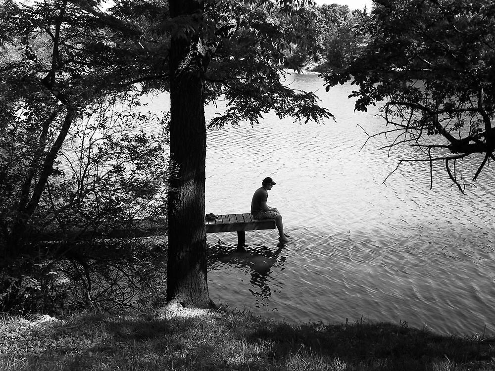 Alone by Kerri Swayze