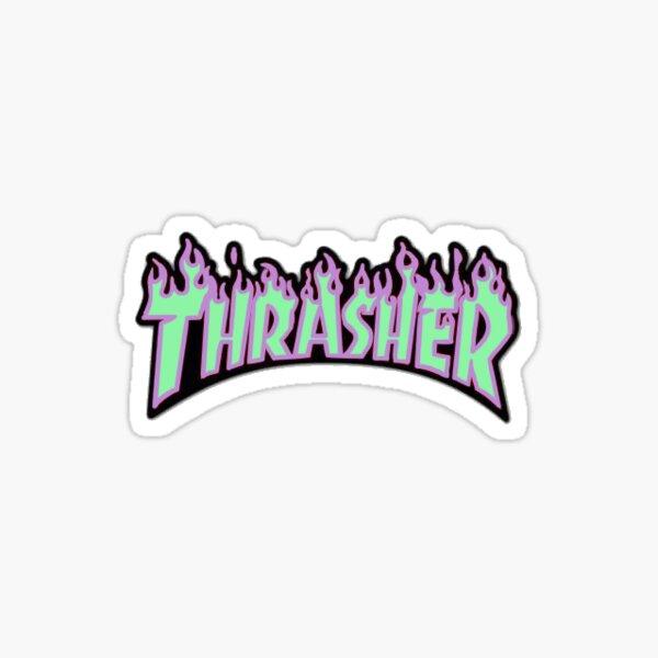 Trasher stickers  Sticker