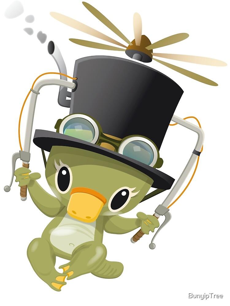 Playpen Platypus Inventor by BunyipTree