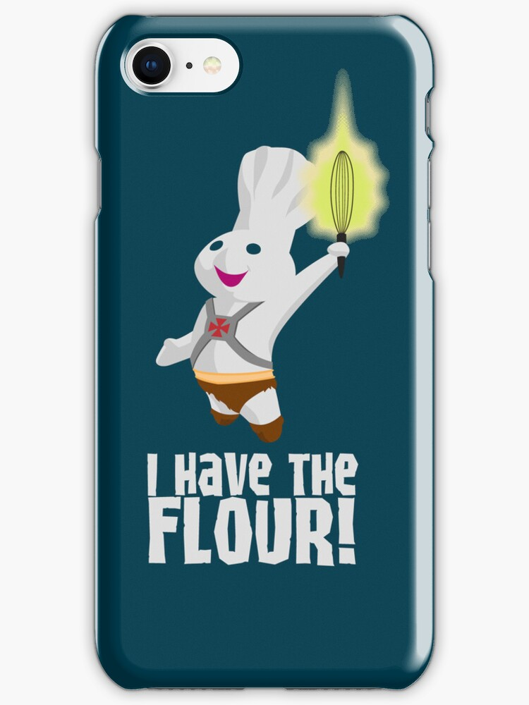 I HAVE THE FLOUR by monkeyminion