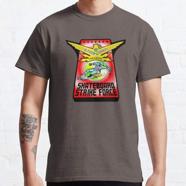 Skateboard Strike Force Trooper Classic T-Shirt