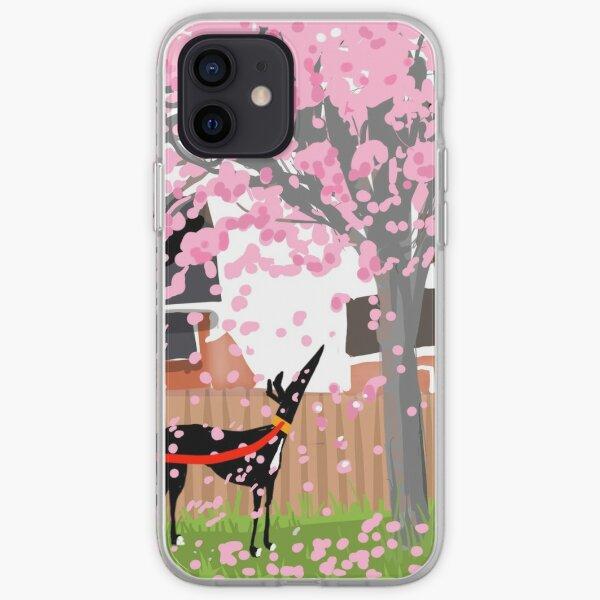 Blossom Hound iPhone Soft Case