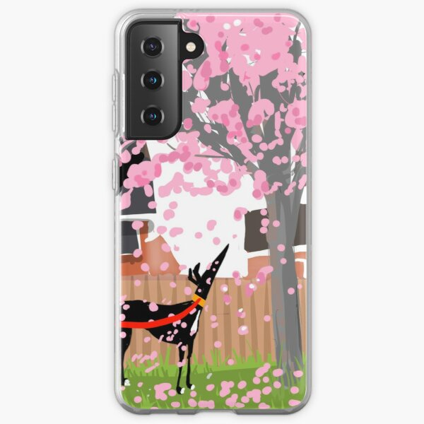 Blossom Hound Samsung Galaxy Soft Case