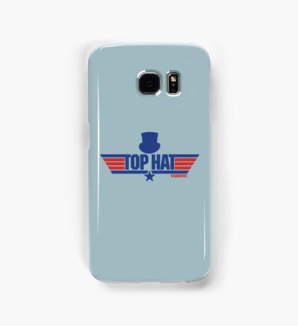Top Hat (Star-Burns) Samsung Galaxy Case/Skin