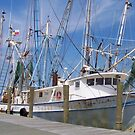 Shrimpers by Laurie Perry