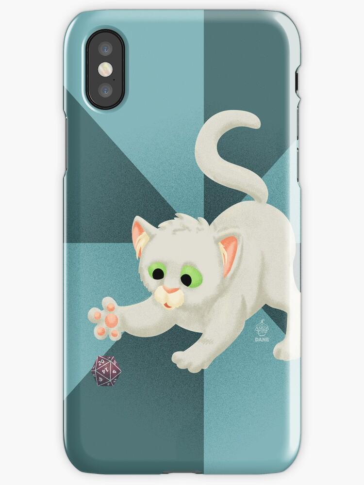 Nerdy Kitty by monkeyminion