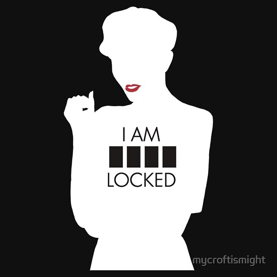 TShirtGifter presents: Locked