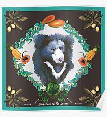 Sloth Bear Poster