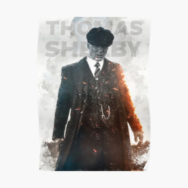 Thomas Shelby Poster