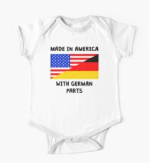 Made In American With German Parts Kids Clothes