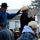Amish Auctioneer by KellyHeaton