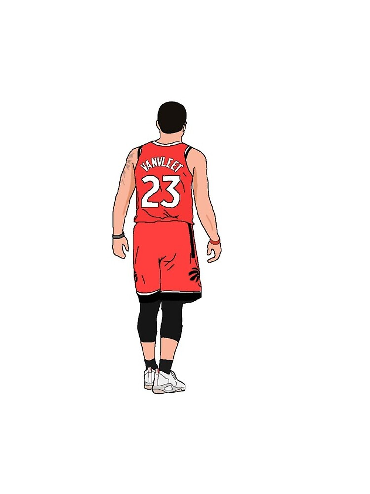 "Vanvleet"" ""Fred & by Redbubble 
