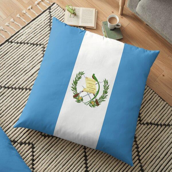 Regalos, pegatinas y otros productos de la bandera de Guatemala Cojines de suelo