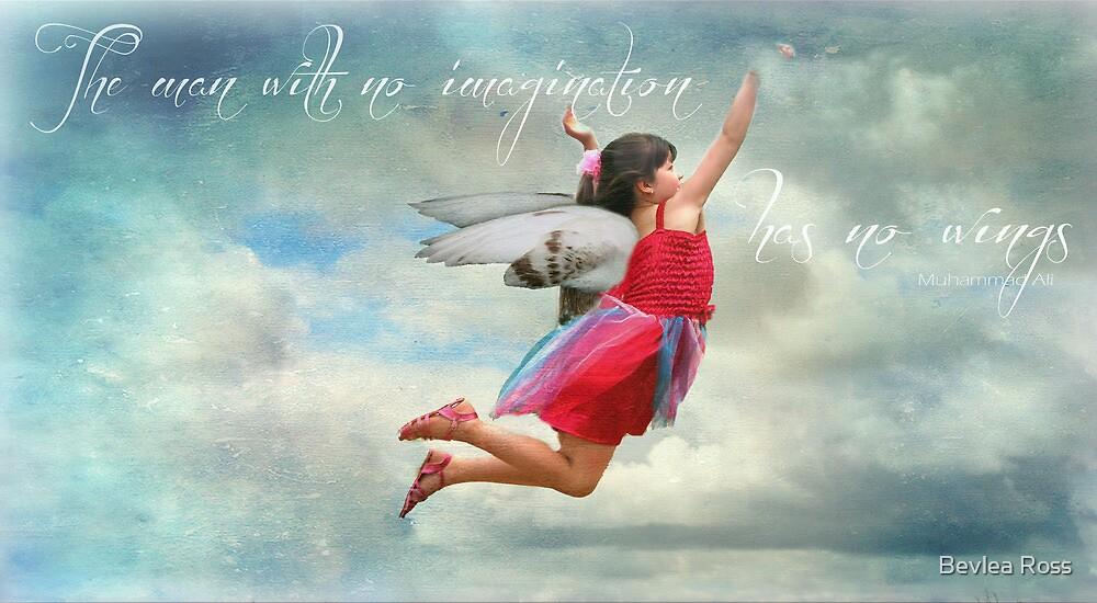 Imagination  by Bevlea Ross