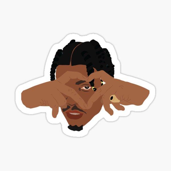 I Heart Smino Sticker