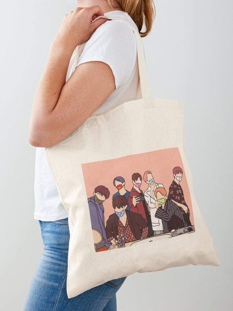 BTS kpop Tote bag Persona Tote bag