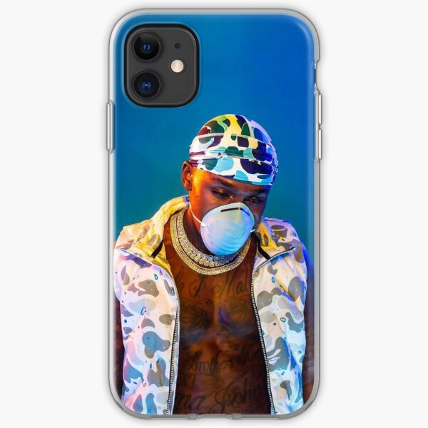 DaBaby - Blame It On Baby  iPhone Soft Case