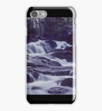 Waterfall at Dusk iPhone Case/Skin
