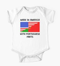 Made In American With Portuguese Parts One Piece - Short Sleeve
