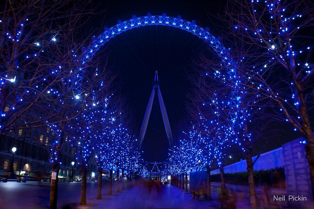 London Eye by Neil  Pickin