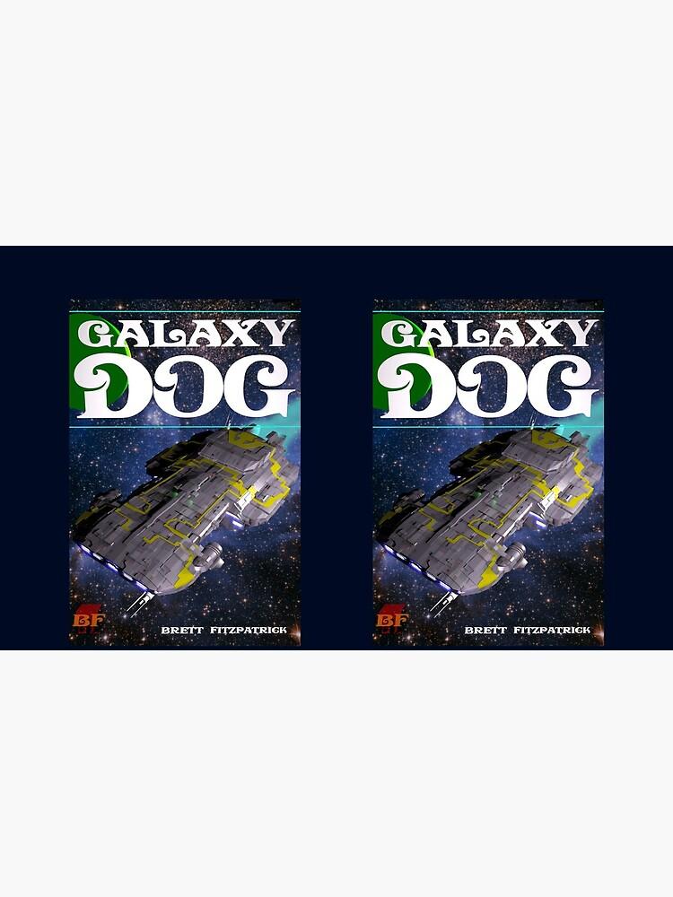 Galaxy Dog Cover by moonbug
