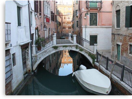 Venice Sleeping by Emma Holmes