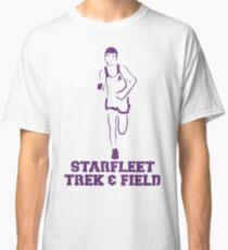 Starfleet Trek and Field Classic T-Shirt